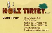 Holz Tirtey